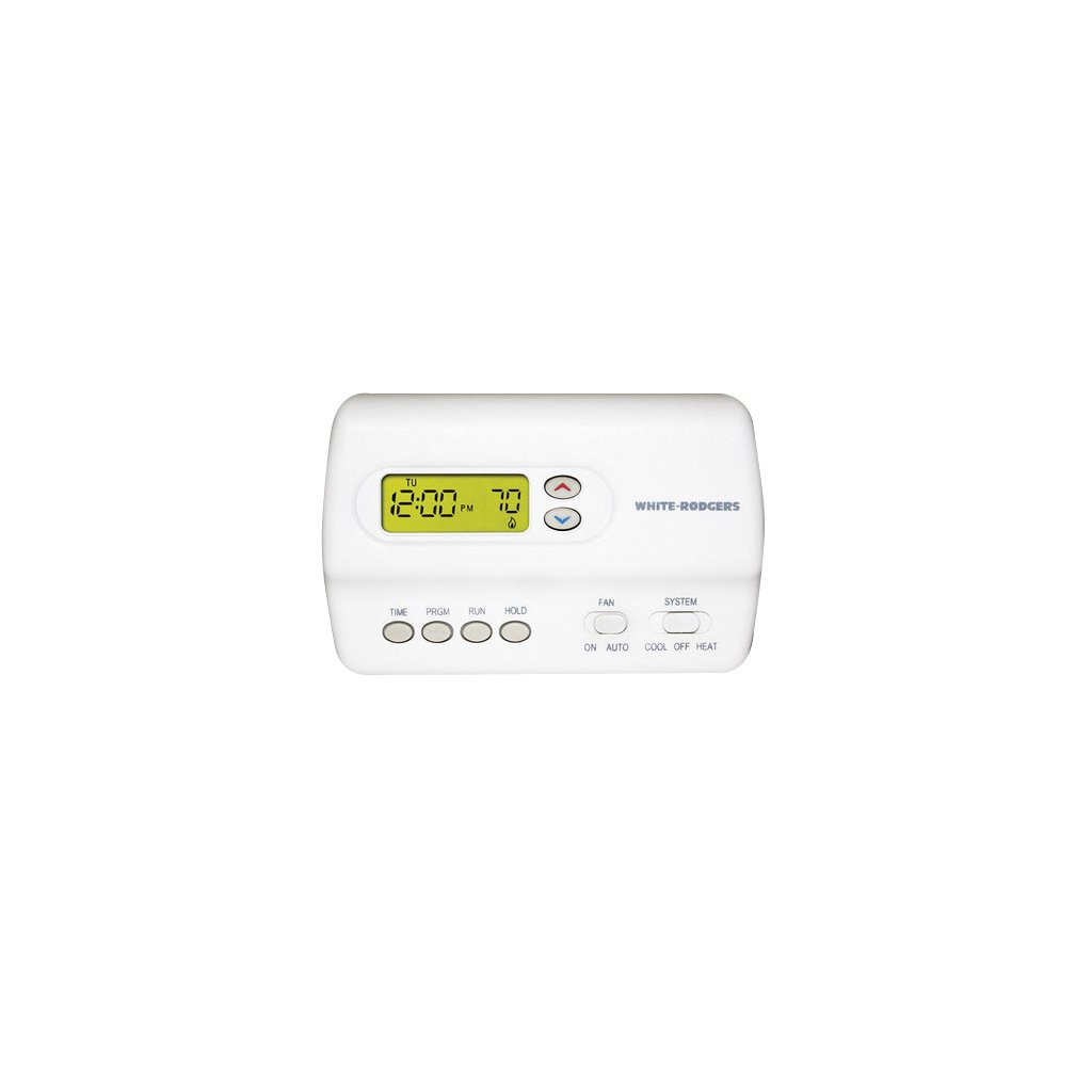 1F80-241-WHIT - TSTAT PROG DIG 1H1C 5+2 24V - RE Supply